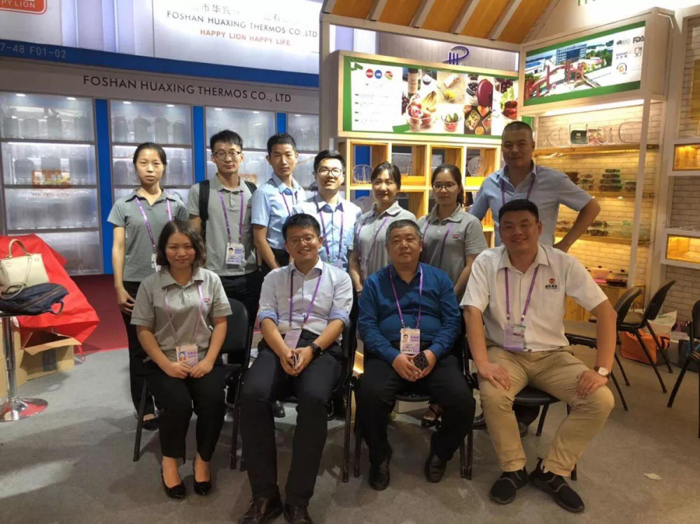 The 124th Canton Fair of Lehe is in full swing